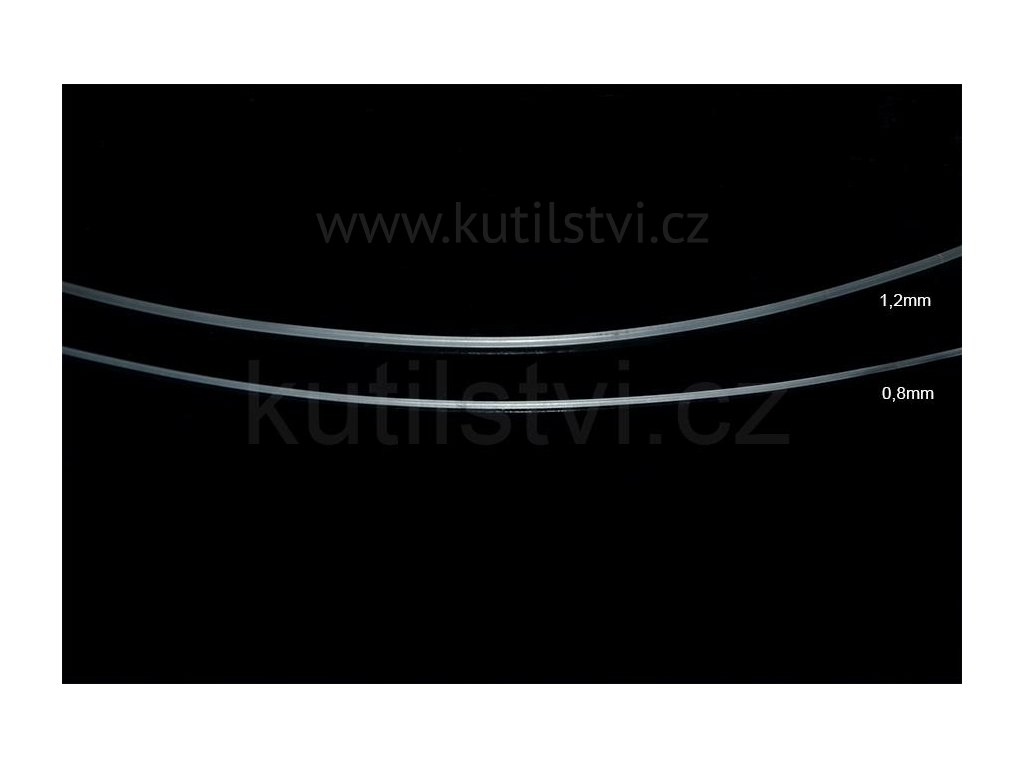 Silonová fixační struna 1,2 mm