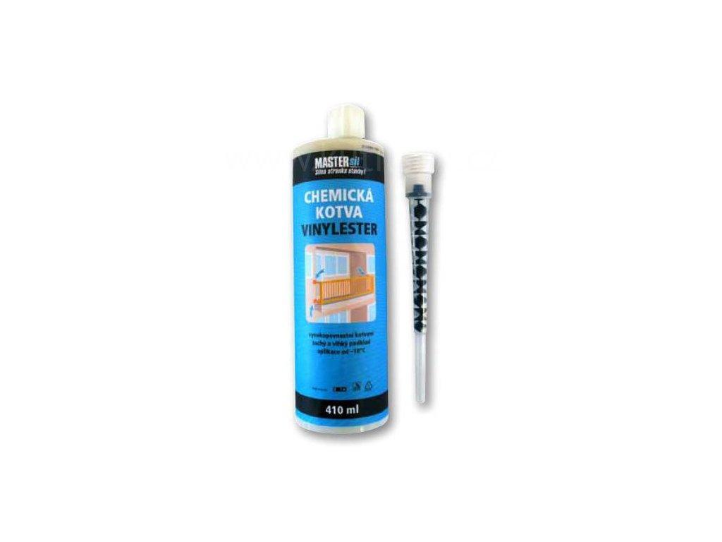 Chemická kotva Vinylester 300ml, 410ml - pro vysoké zatížení