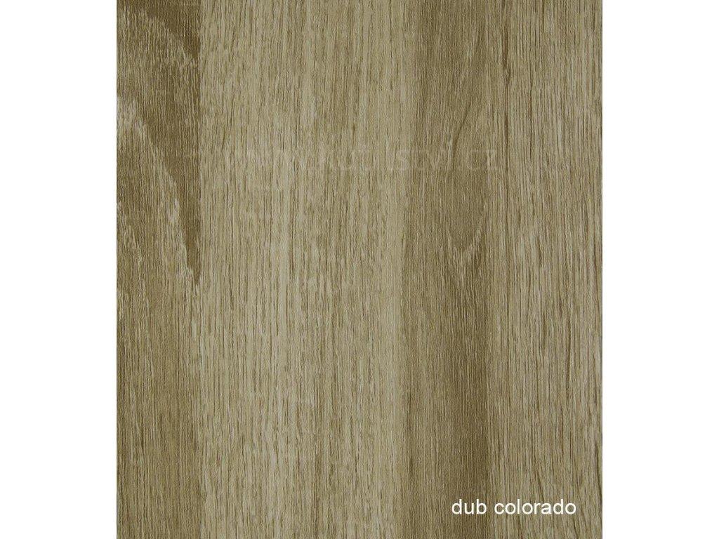 Profesionální renovační folie na dveře a nábytek - vzor Dub Colorado (Vzor Dub Colorado, 1 metr)
