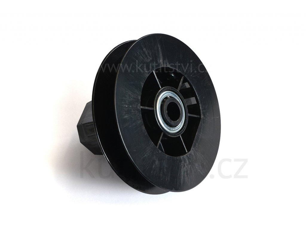 Navíjecí kolo pro popruh i šňůru, průměr 100, 120, 140, 150, 170 mm