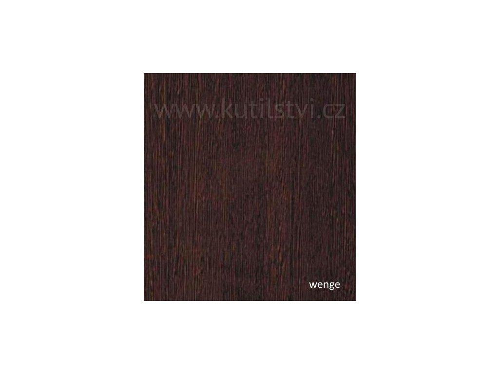 Profesionální renovační folie na dveře a nábytek - vzor Wenge (Vzor Wenge, 1 metr)