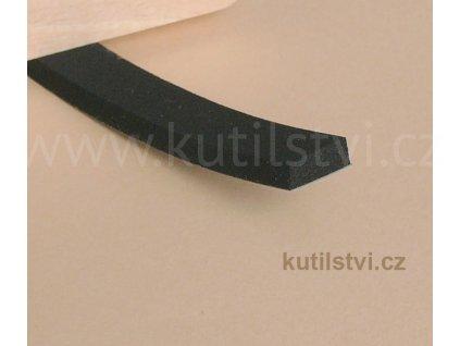 Kaučuková samolepící páska - tlumí vibrace, těsní elektrorozvody
