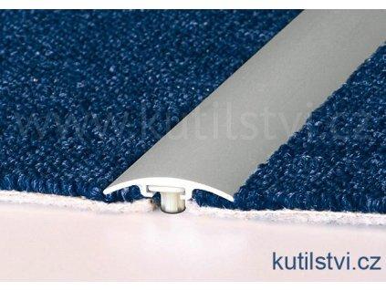 Přechodová lišta kobercová, šířka 33 mm, doprodej
