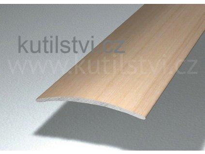 Samolepící podlahová  přechodová lišta, šířka lišty 40mm