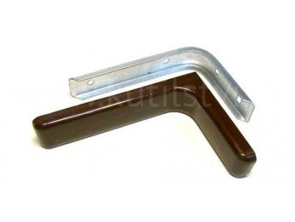 Policová konzola, délka 120 mm
