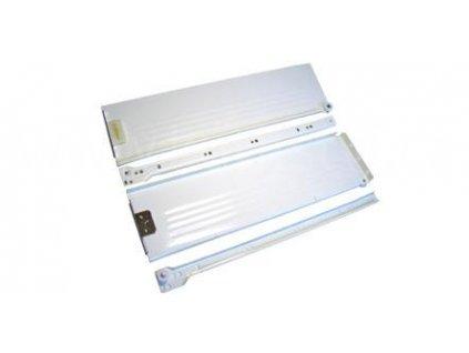 Částečný výsuv, 400/118, METAL BOX, bílý