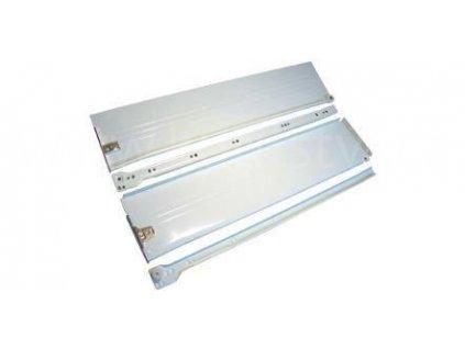 Částečný výsuv, 500/118, METAL BOX, bílý