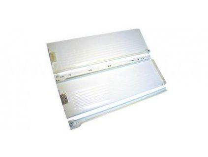 Částečný výsuv, 500/150, METAL BOX, bílý