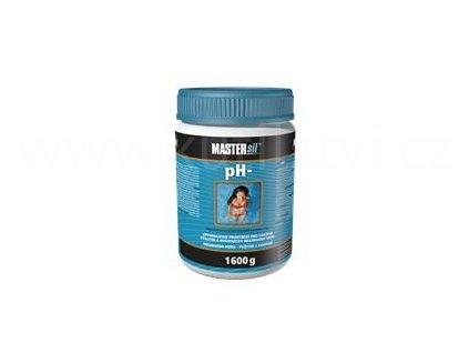 Přípravek pH-, 1,6kg