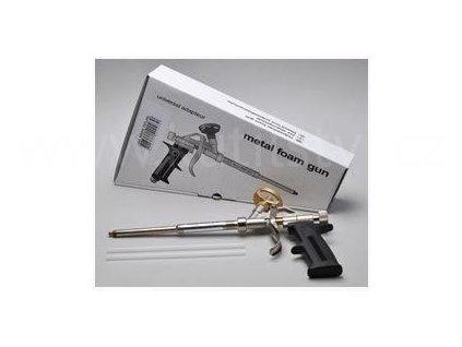 Metal foam gun, NBS