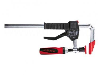 Jednoruční svěrka, BESSEY EHZ30-2K, dvoukomponentí rukojeť