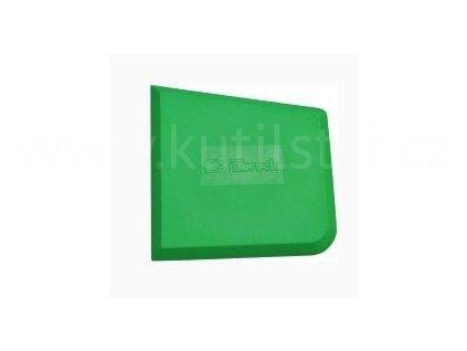 Špachtle na silikon, ILLBRUCK, zelená