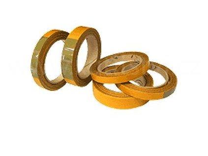 Oboustraně lepící páska bez nosiče - pouze samotná vrstva lepidla s mřížkou