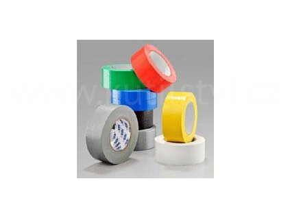 Textilní laminovaná páska barevná