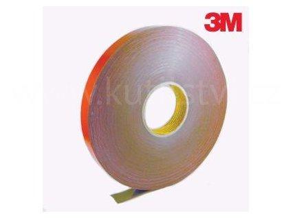 3M oboustranná páska VHB 4611 F, šedá, pro vysoké teploty