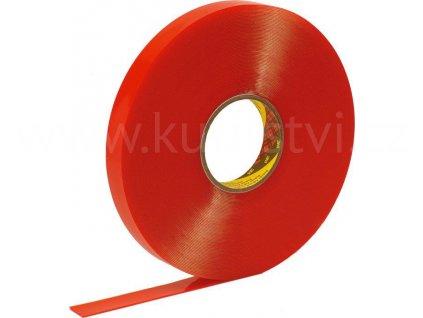 3M oboustranná páska VHB 4905 F, vysoce transparentní