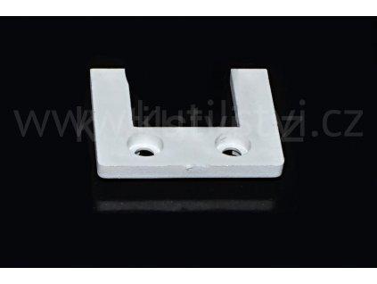 Distanční podložka hranatá k žaluzii ISSO - 4mm