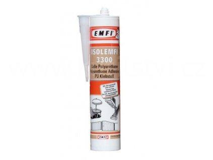 Polyuretanové lepidlo ISOLEMFI 3300 D4, kartuše 300 ml, vyprodáno