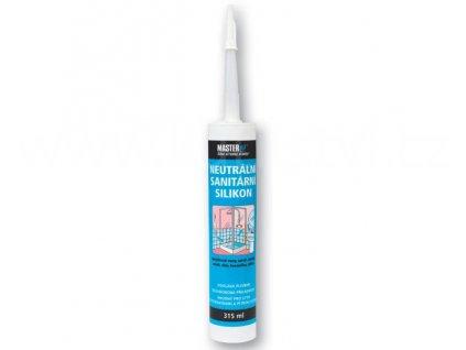 Neutrální sanitární silikon 315ml