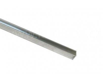 Spodní vodící lišta, rozměr 10 x 10mm