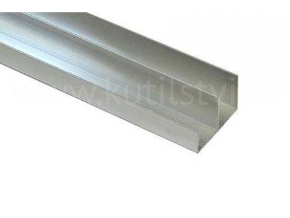 Spodní vodící lišta, rozměr 41 x 25mm