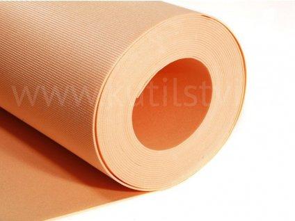 Tepelně a hlukově izolační desky Starlon pro plovoucí podlahy, extr. polystyren