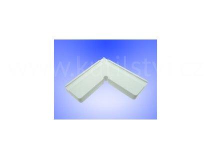 Rohová spojka dveřní vnitřní pro profil 50x20