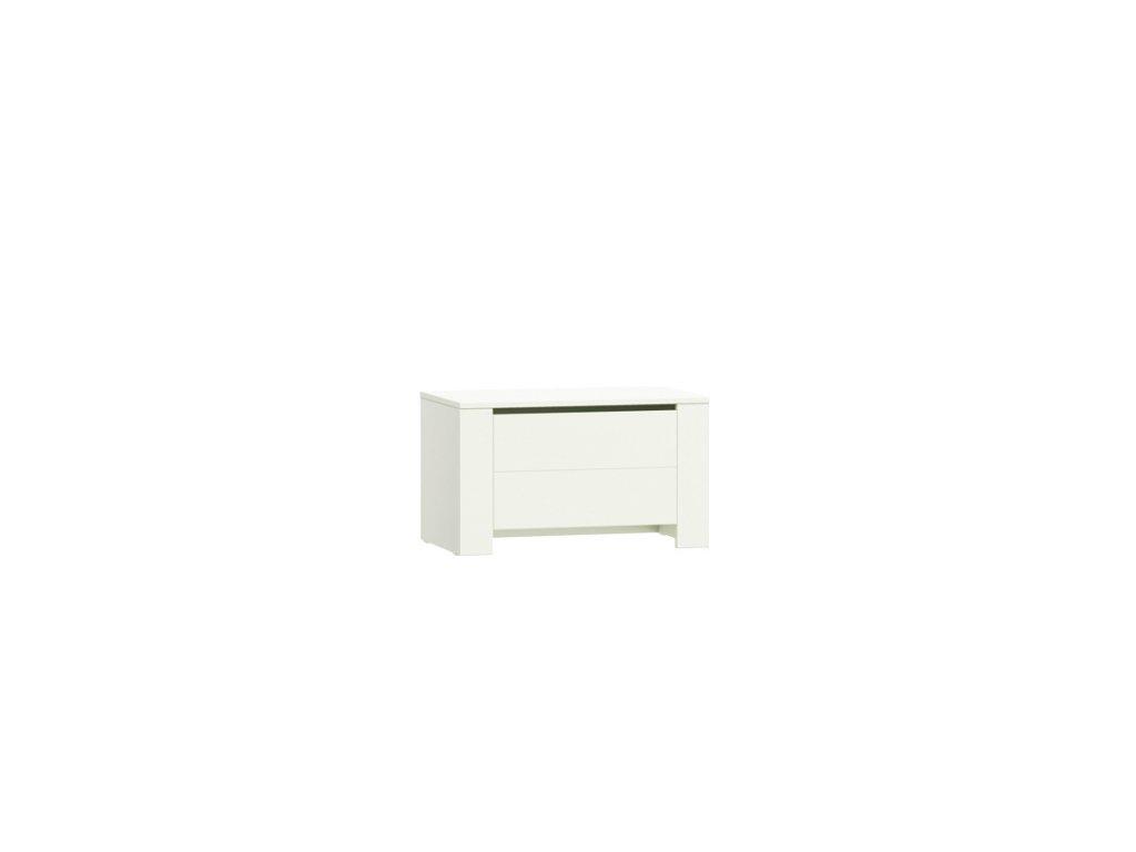 Lofi White Box na hračky
