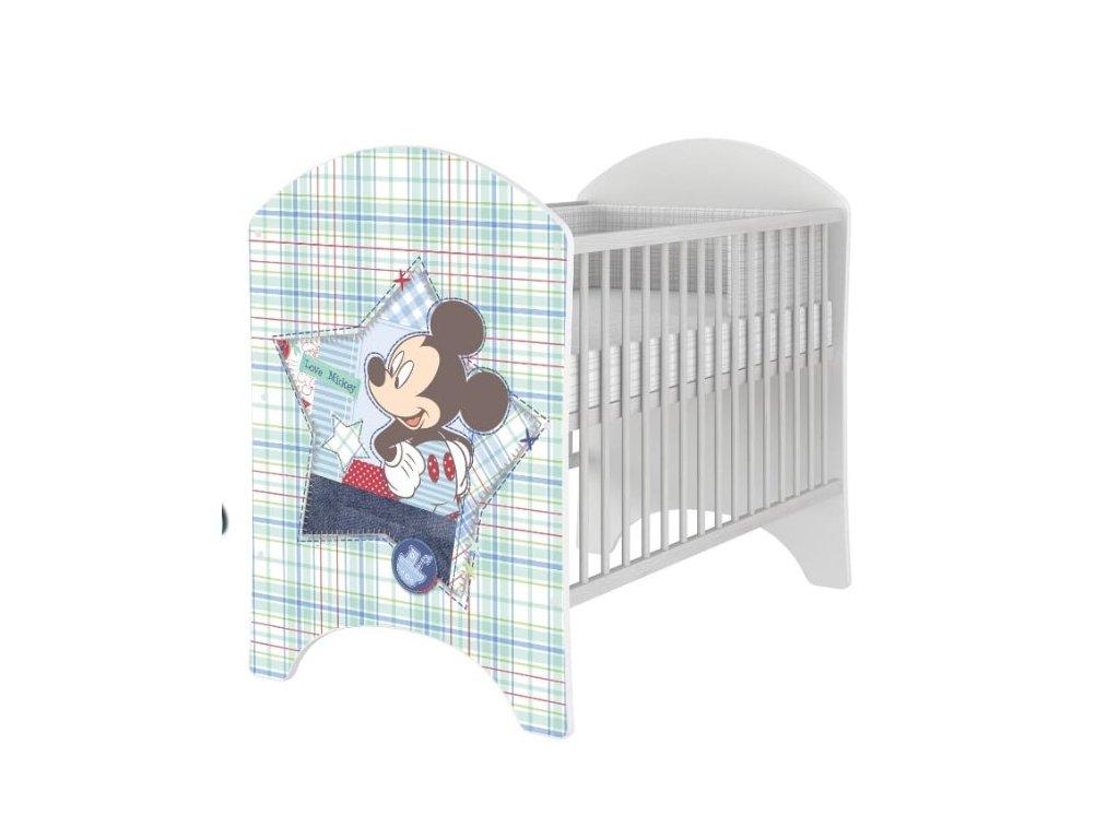 Detská postieľka Mickey