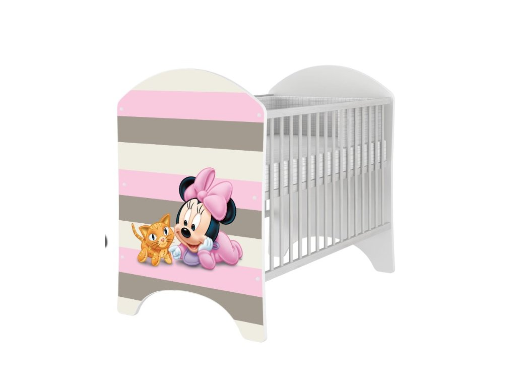 Detská postieľka Baby Minnie