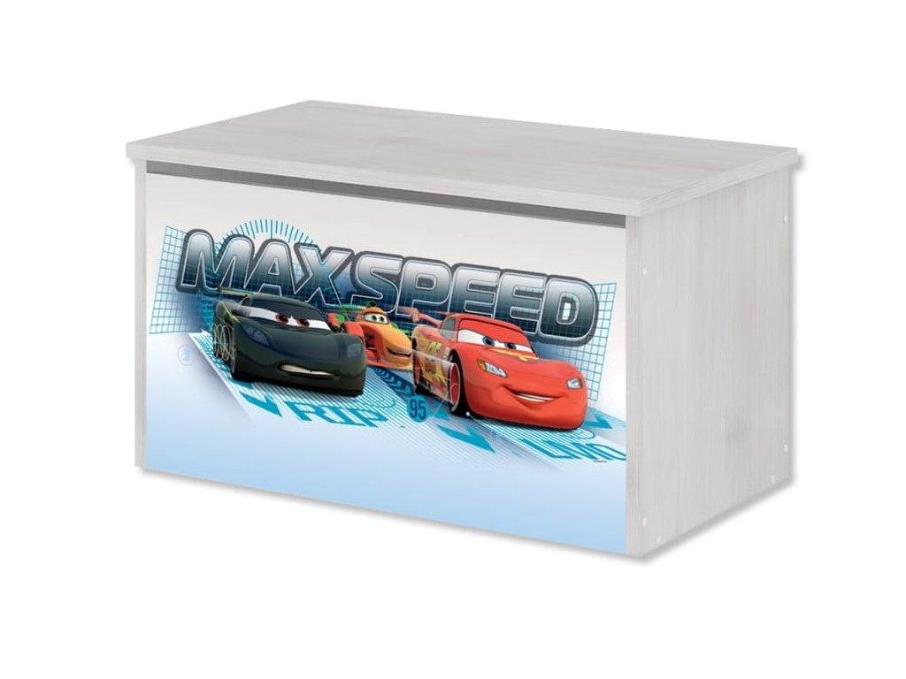 Box na hračky Cars