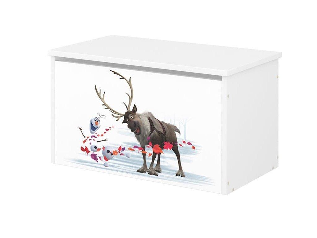 Box na hračky Frozen