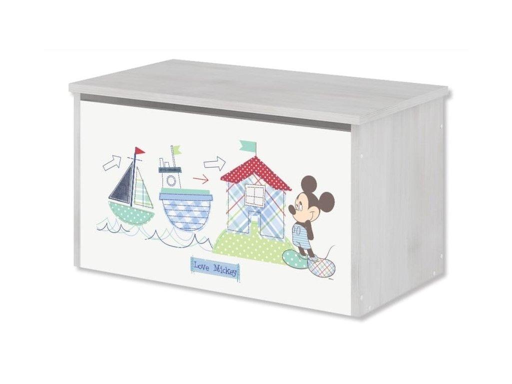 Box na hračky Baby Mickey