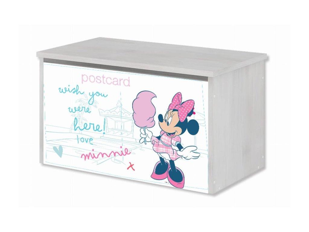 Box na hračky Minnie