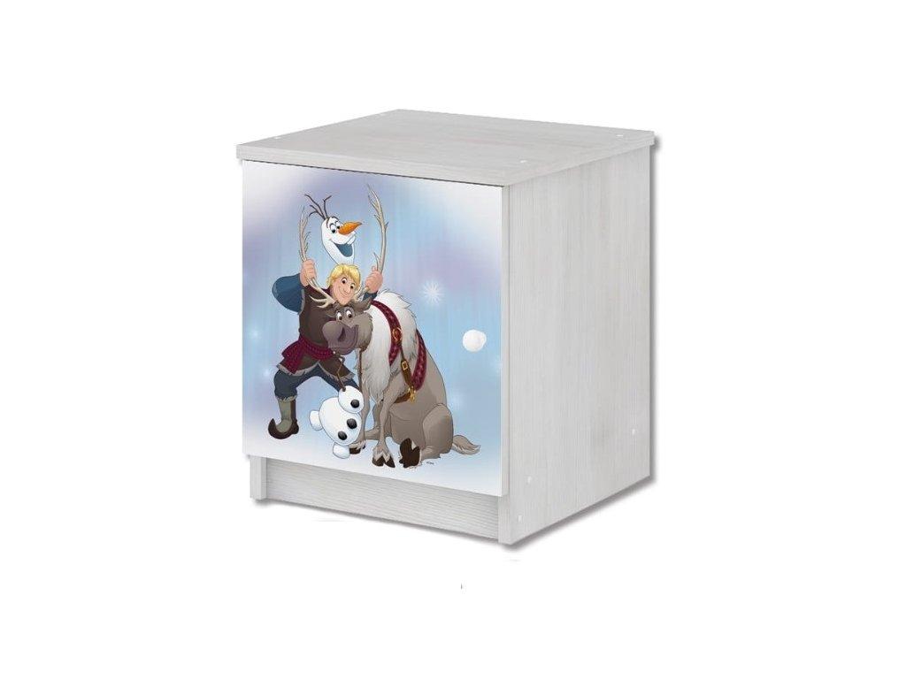 Nočný stolík Frozen