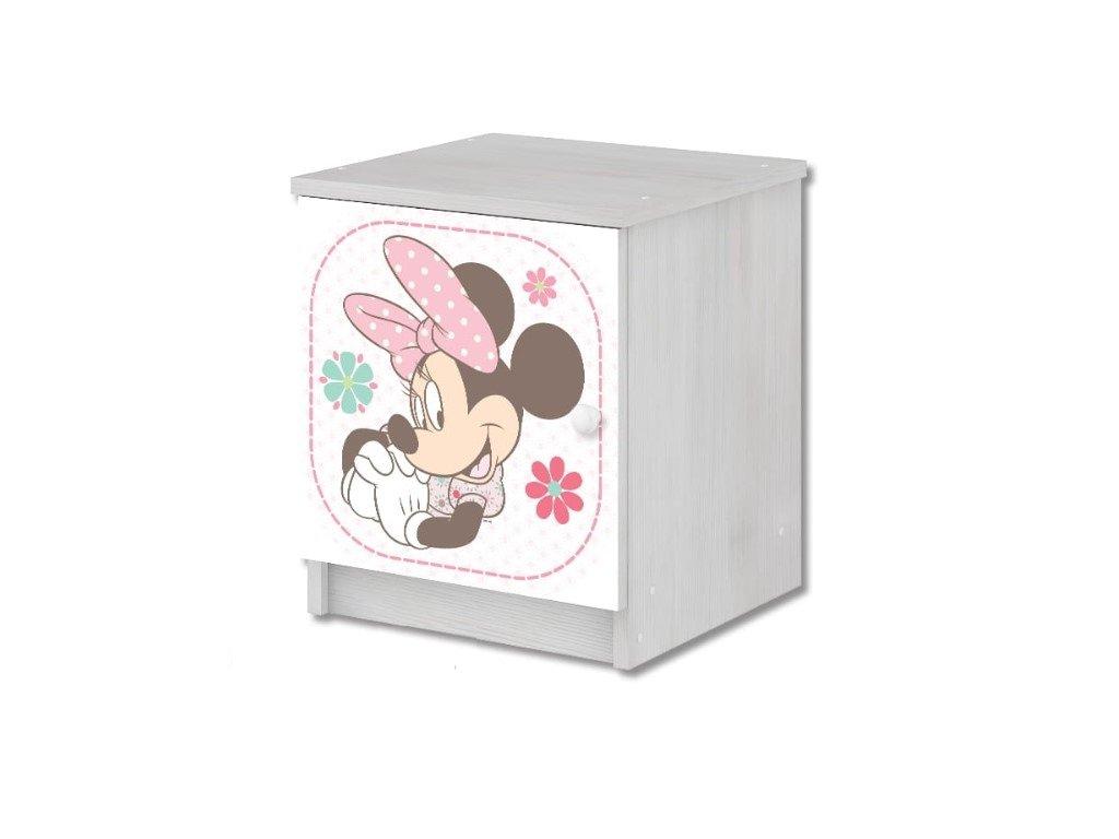 Nočný stolík Minnie