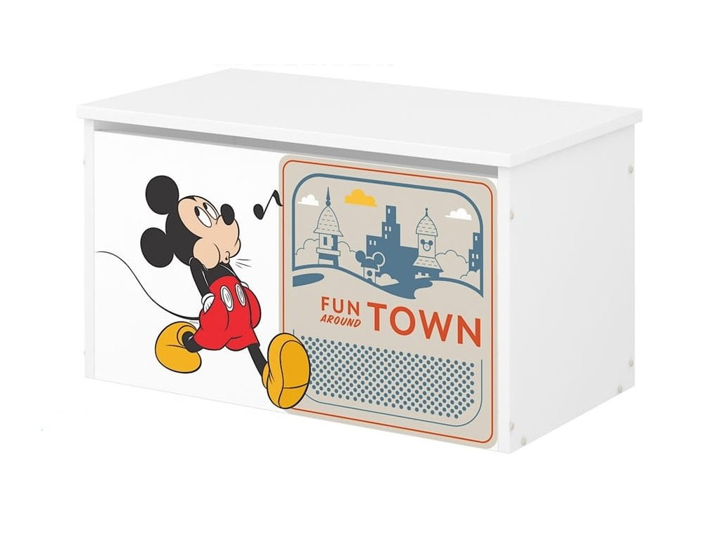 Box na hračky Mickey