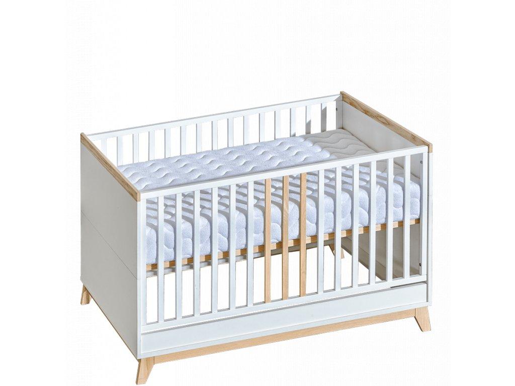 Detská postieľka / posteľ Nordik 140x70