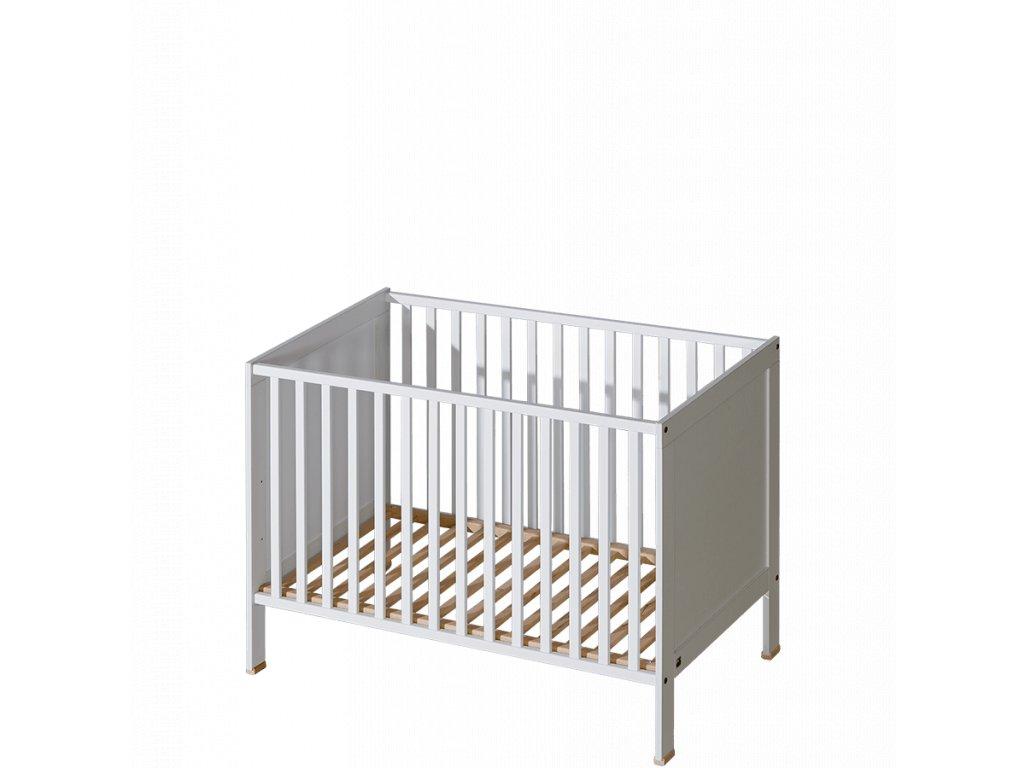 Basic detská postieľka 140x70