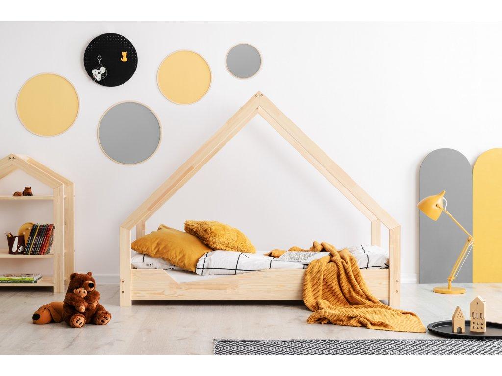 Detská domčeková posteľ LOCA A