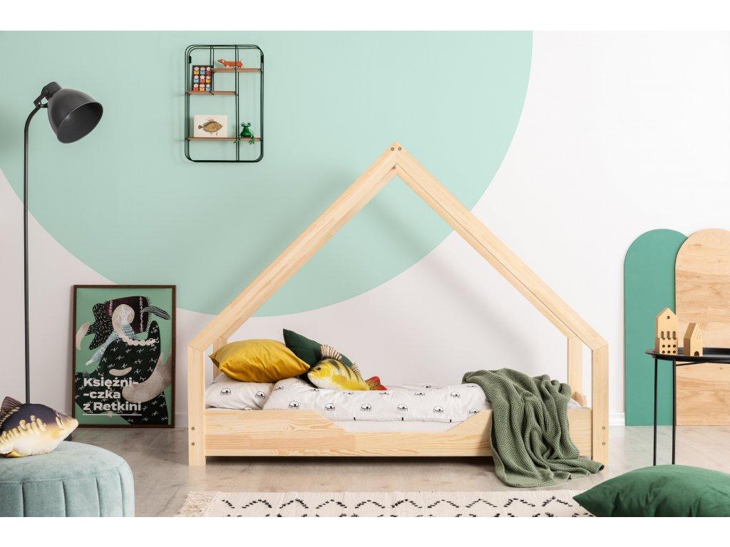 Detská domčeková posteľ LOCA B
