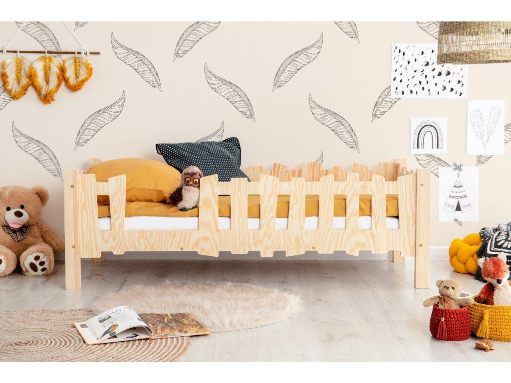 Detská posteľ PIKKO B