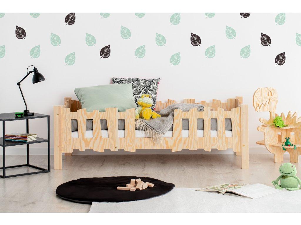 Detská posteľ PIKKO S