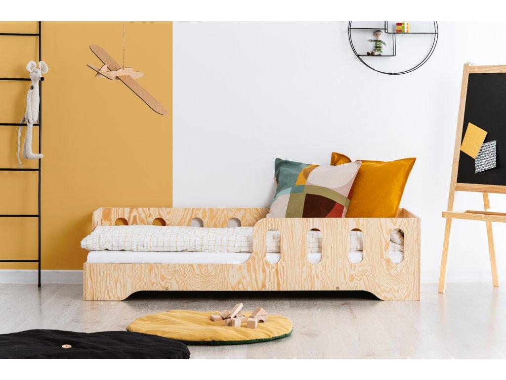 Dizajnová posteľ KIKI 1