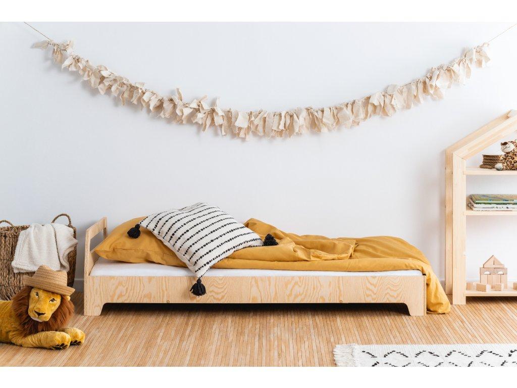 Dizajnová posteľ KIKI 2