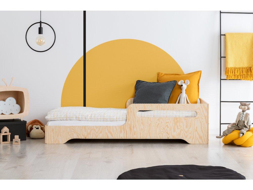 Dizajnová posteľ KIKI 3