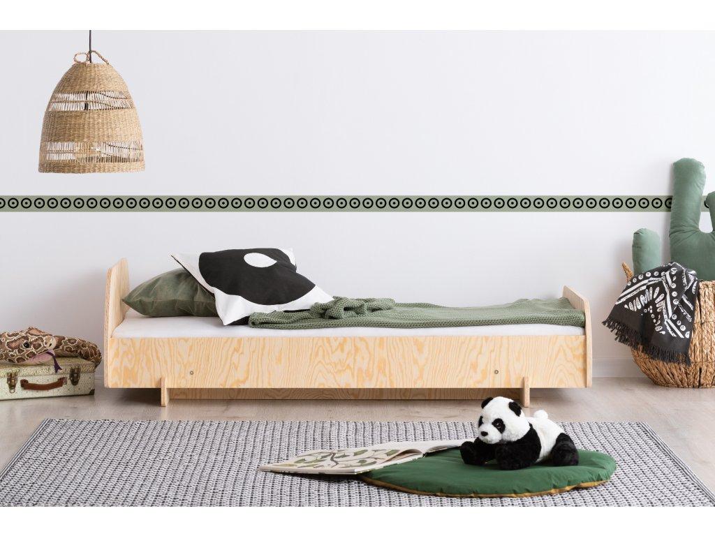 Dizajnová posteľ KIKI 4