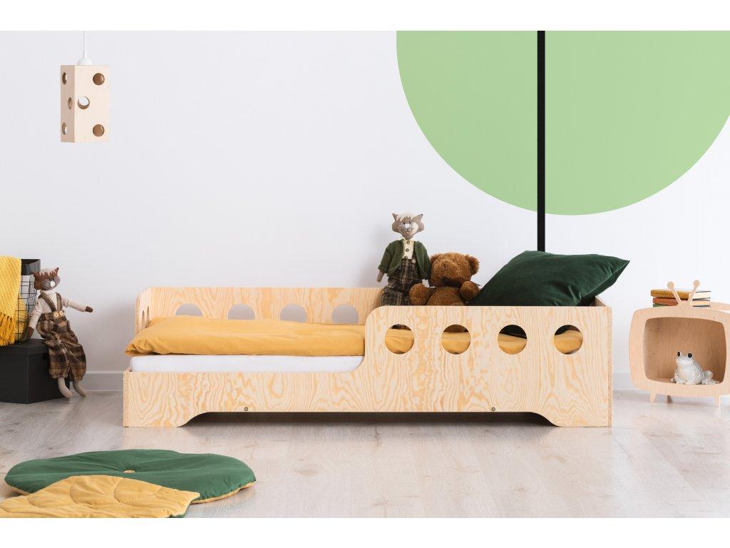 Dizajnová posteľ KIKI 5