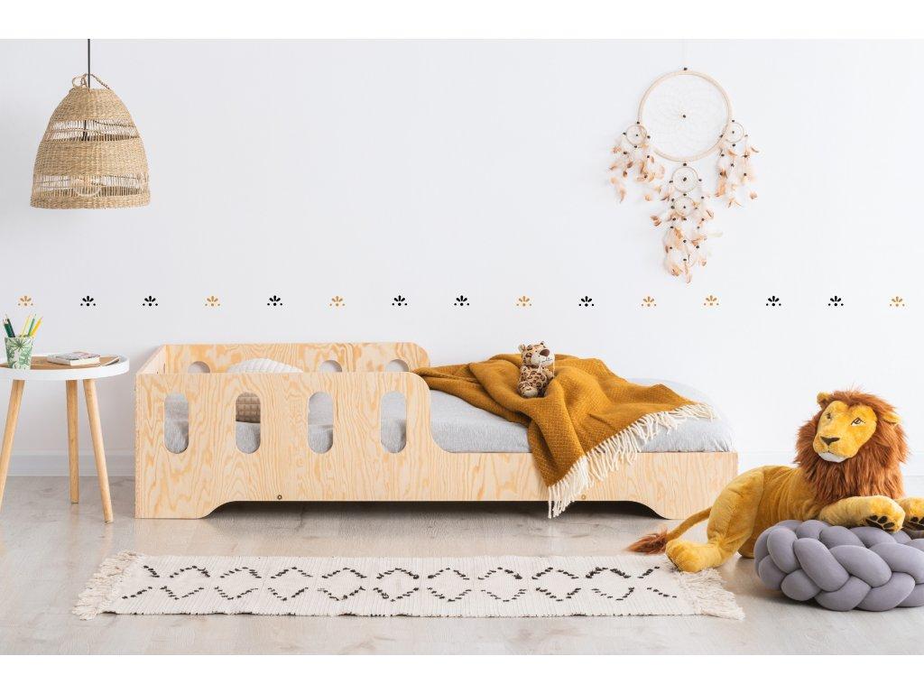 Dizajnová posteľ KIKI 6