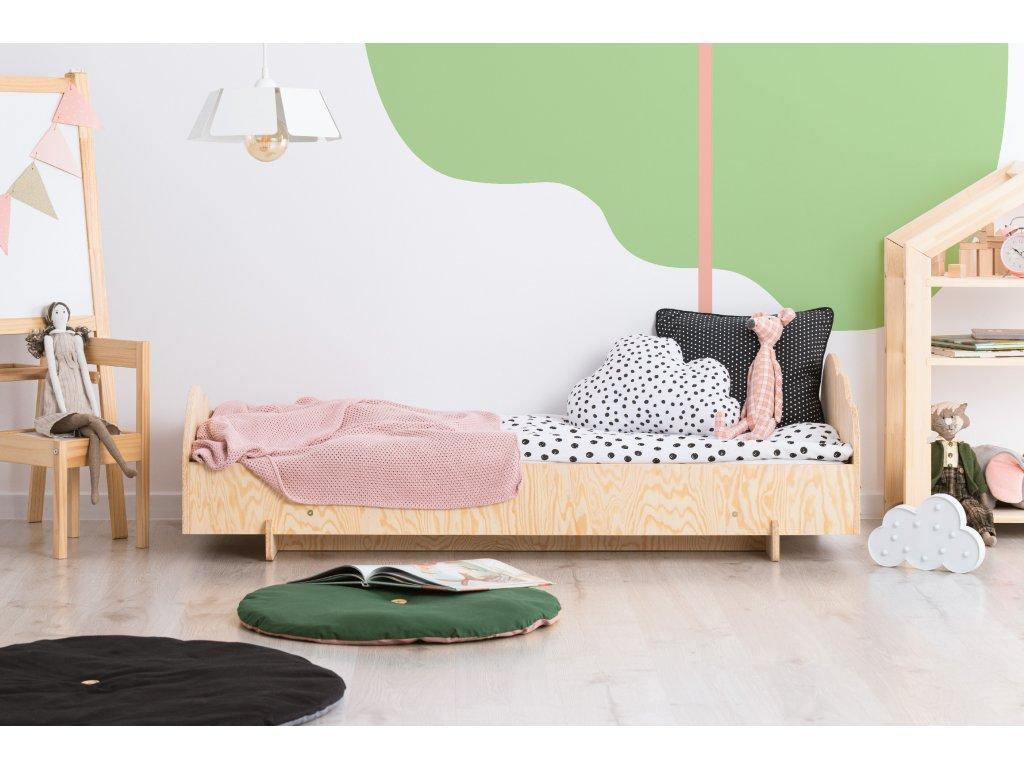 Dizajnová posteľ KIKI 7